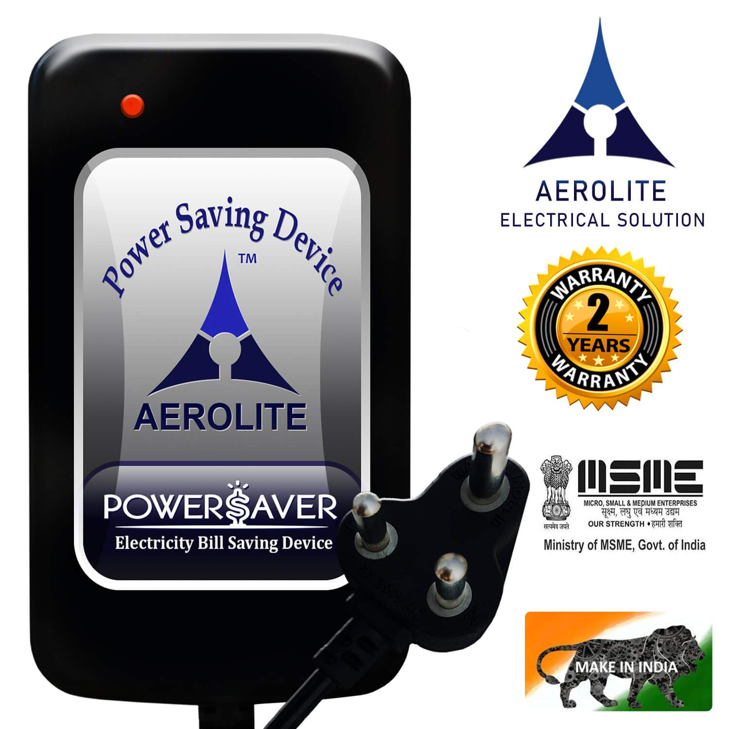 Amazon price history for AEROLITE ELECTRICAL SOLUTION Power Saver Device (APS01)