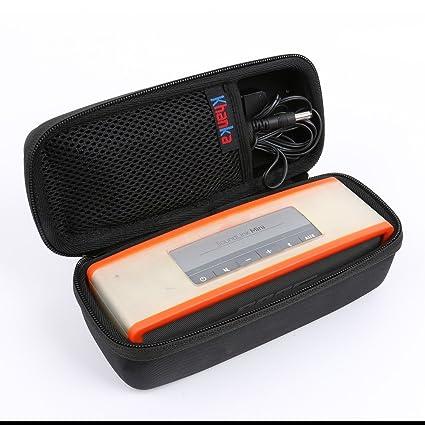 Amazon.com: Khanka EVA Hard Case bolsa de viaje para Bose ...