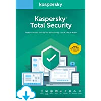Kaspersky Total Security 2020 | 3 Devices | 1 Year [Download]