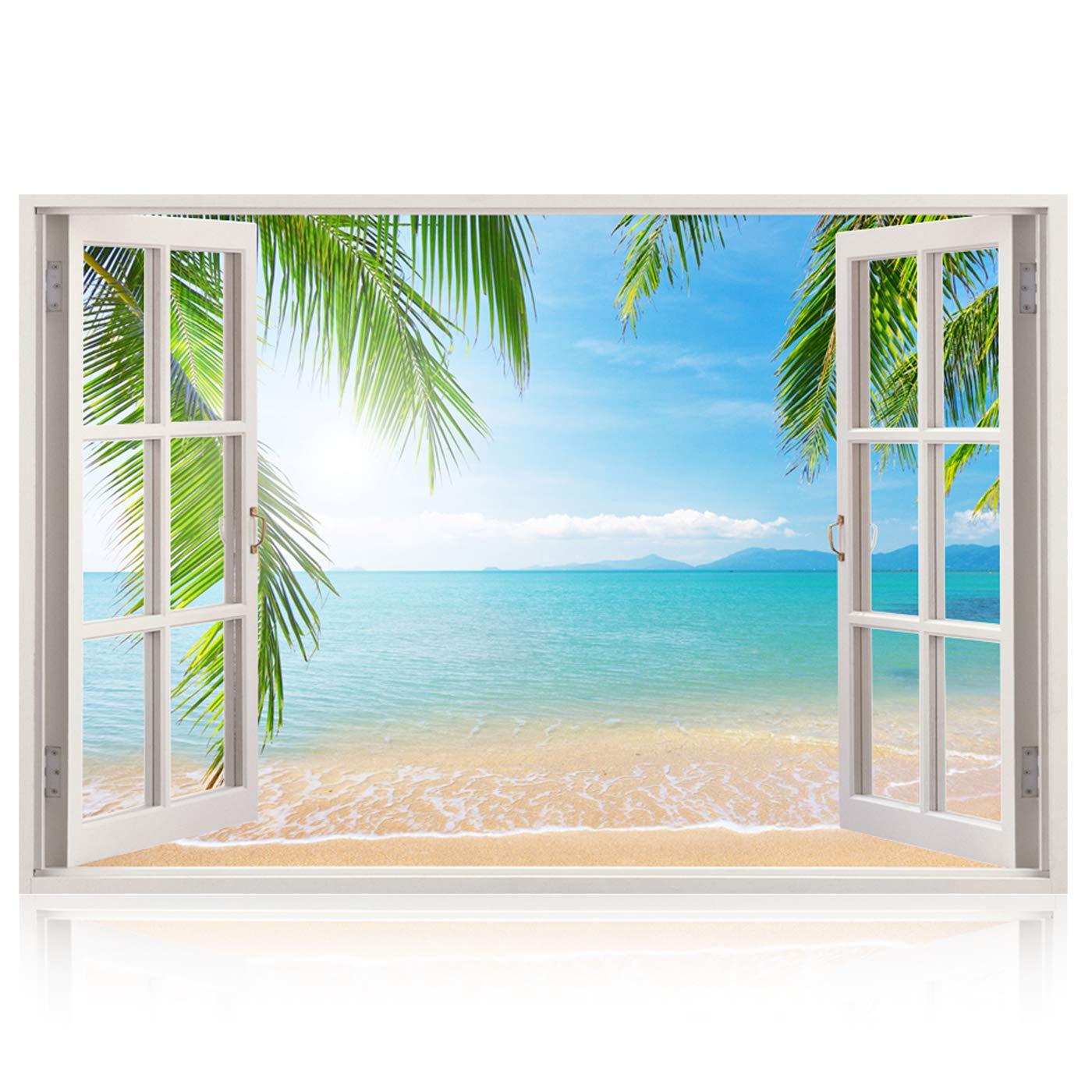 Aufkleber Wandtattoo Geoffnetes Fenster Fototapete Deal Www