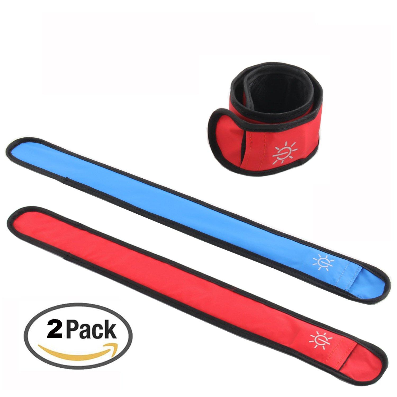 Adywe Reflective Visibility resistant wristband Image 1