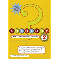 Kokology 2: More of the Game of Self-Discovery (English Edition)