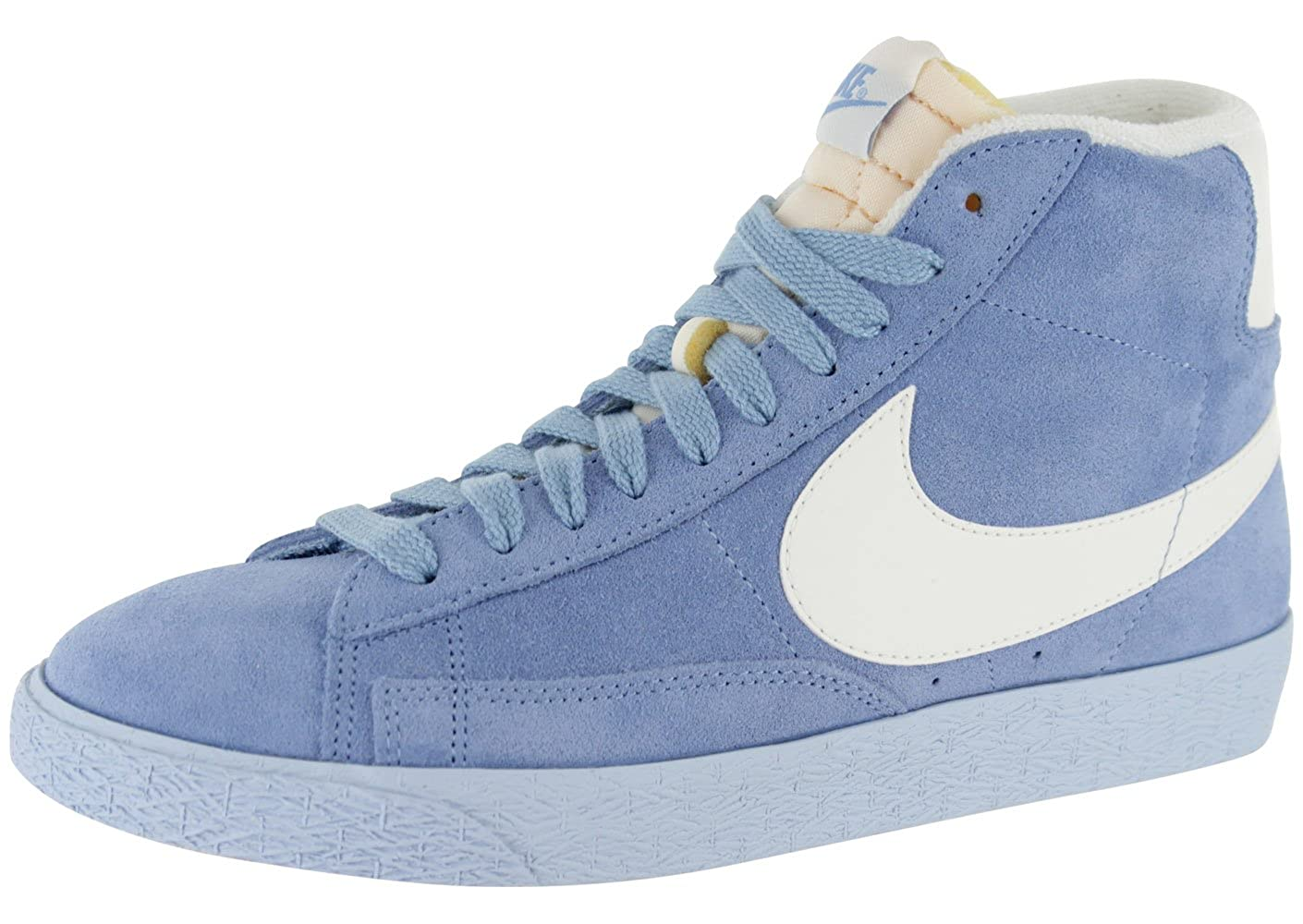 2a3a30156430 Nike Blazer Mid Blue 6 UK  Amazon.co.uk  Shoes   Bags