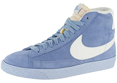 hot sales 54389 8c90b Nike Blazer Mid Blue 6 UK