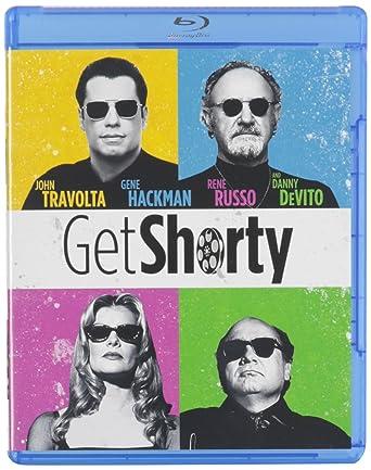più foto ultime tendenze del 2019 vendita scontata Amazon.com: Get Shorty Blu-ray: John Travolta, Danny DeVito ...