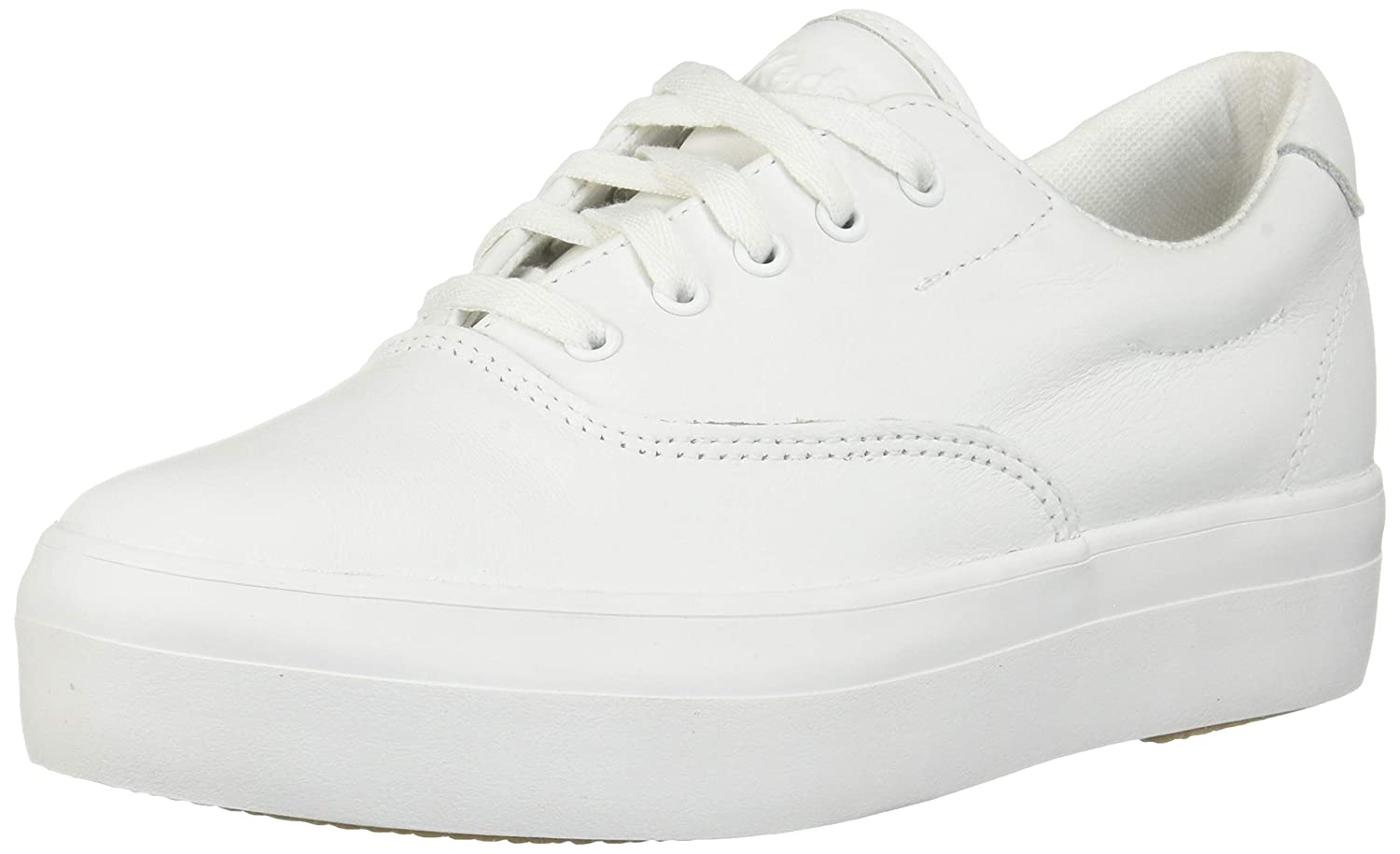 Buy Keds Rise Leather Women 7 White at