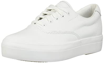 67ae72a941ff5 Keds Women's Rise Sneakers in White