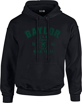 Hooded Sweatshirt SDI NCAA Unisex NCAA 50//50 Blended 8 oz