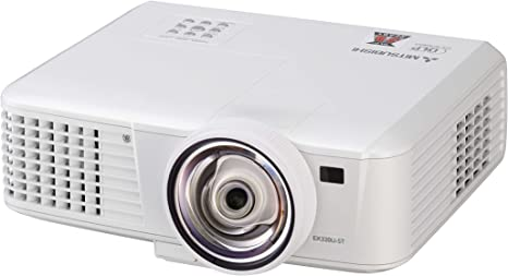 Amazon.com: Mitsubishi EX321U-ST Short Throw Projector ...