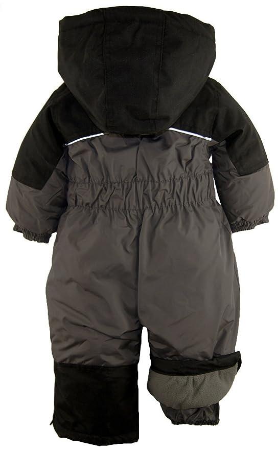 9c61cc095 Amazon.com  iXtreme Baby Boys Snowmobile One Piece Winter Snowsuit ...