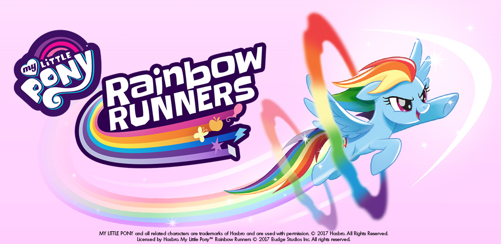 Amazon.com: My Little Pony Rainbow Runners