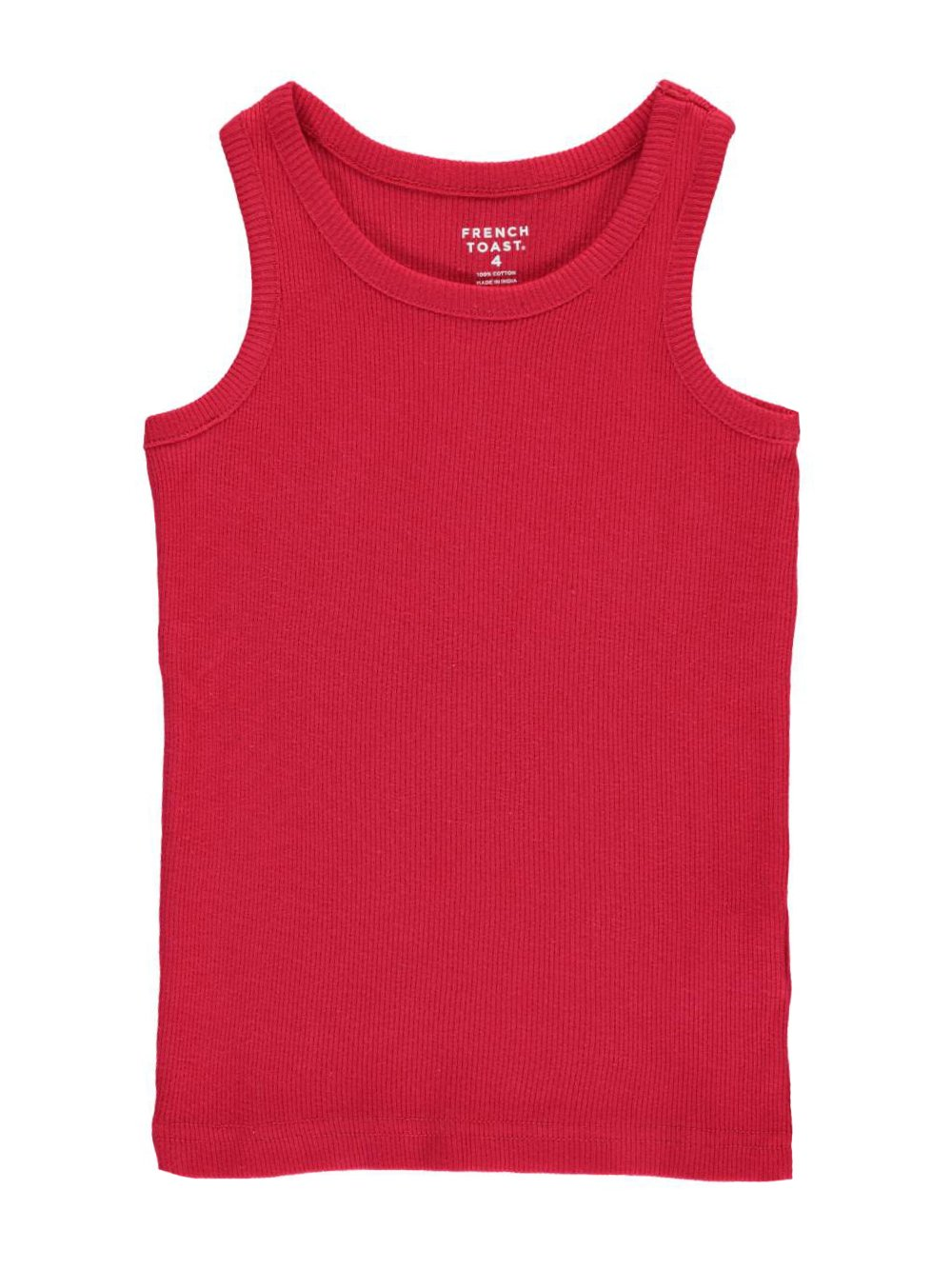 French Toast Little Boys' Ribbed Tank Top