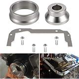 for LS Front Rear Cover Oil Pan Alignment Tool Kit for LS Series Engines 4.8 5.3 5.7 6.0 LS1 LS2 LS3 LS6 L99 LS9 LSA LQ4