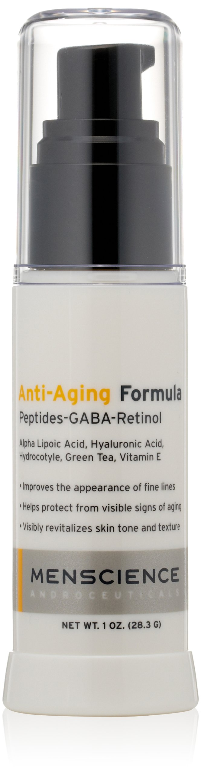 MenScience Androceuticals Anti-Aging Formula, 1 oz.