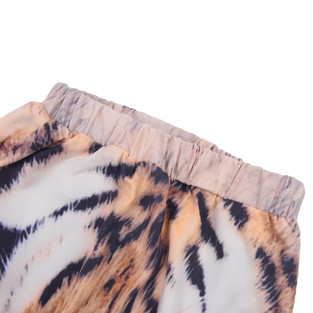 Maygold Little Boys Bottoms Casual Sports Trouser Full Length Tiger Pattern Jogging Pants 1-7 Years