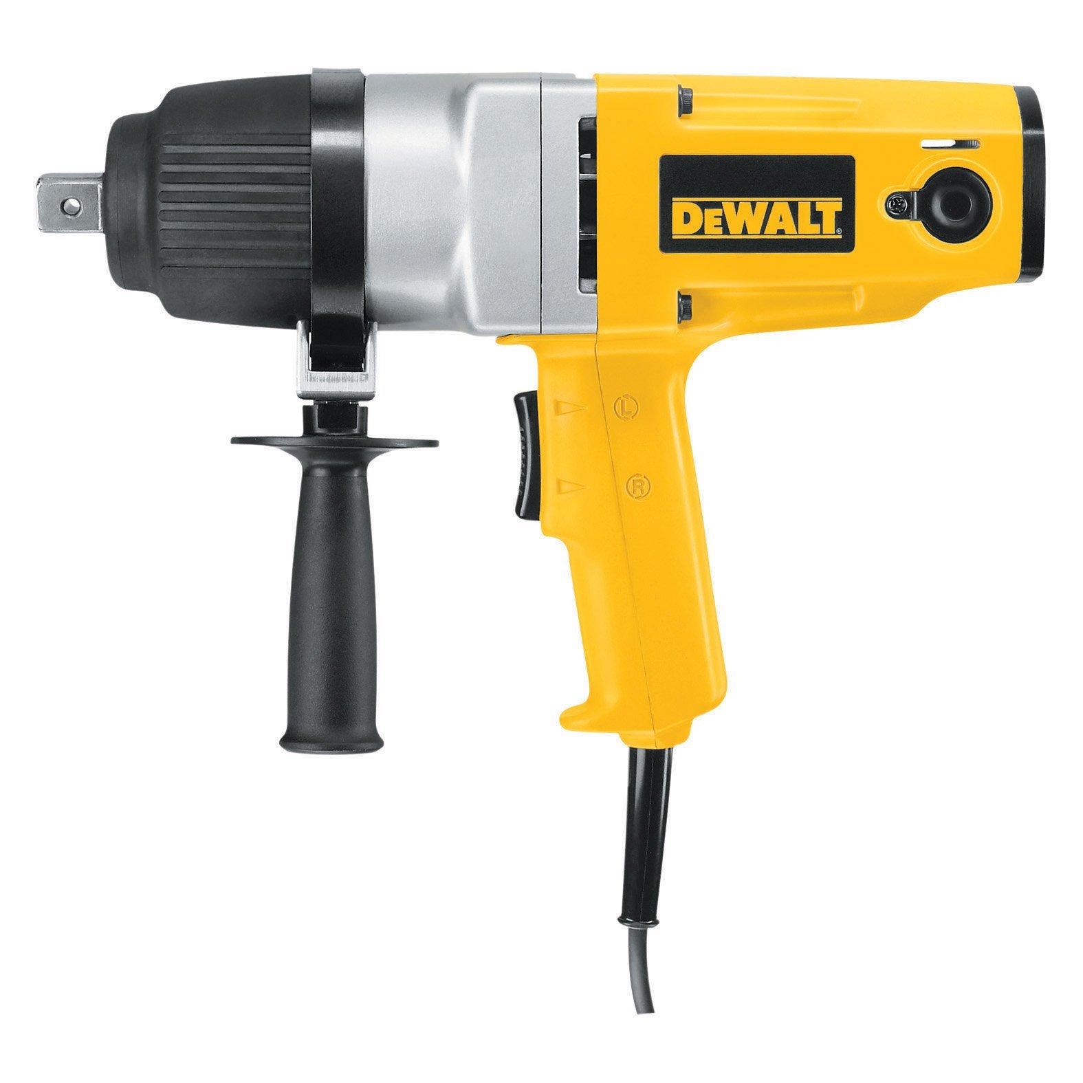 DEWALT DW297 3/4-Inch Impact Wrench (Renewed)