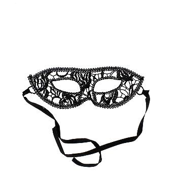 Zacs Alter Ego Máscara Estilo Veneciano en Encaje