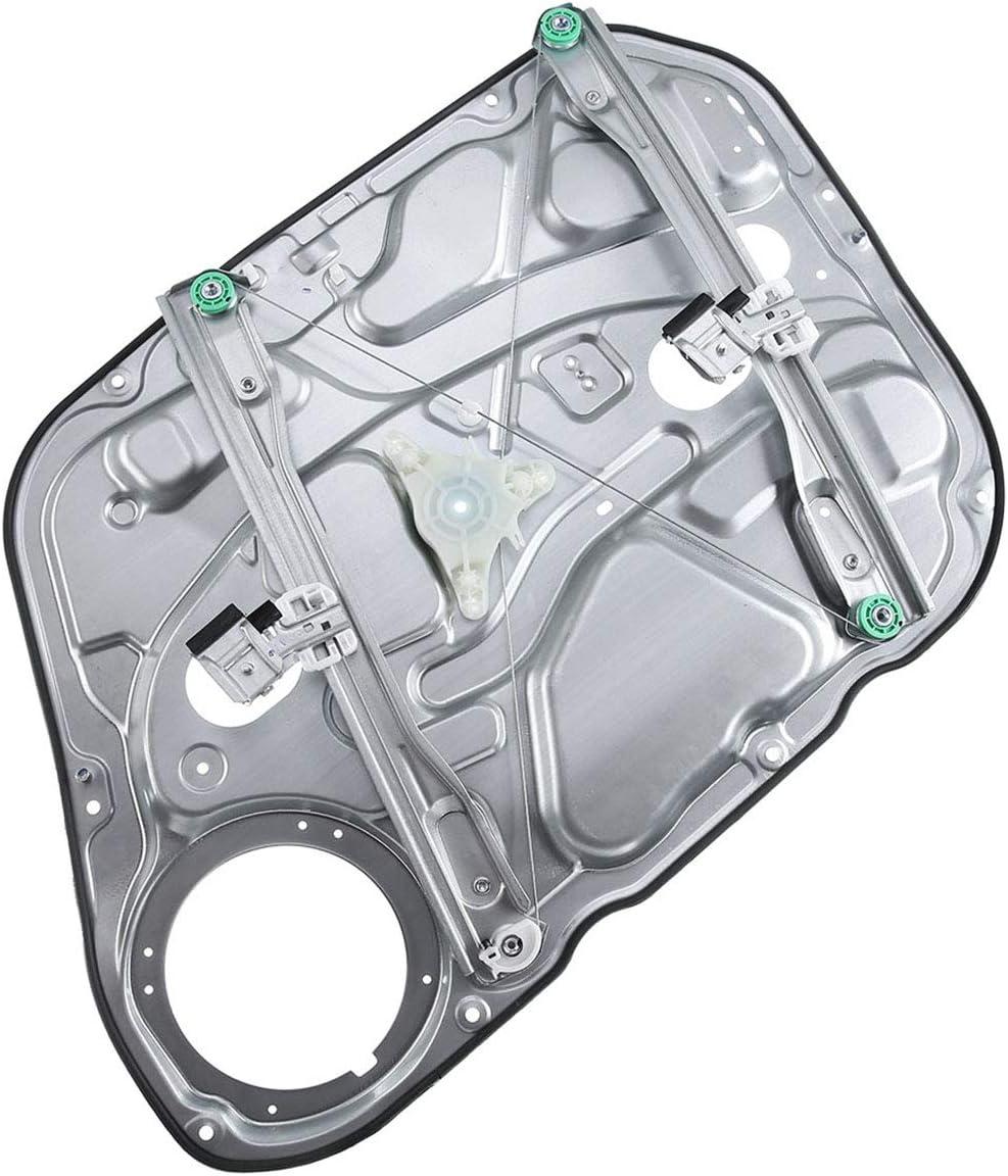 A-Premium Power Window Regulator Without Motor for Hyundai Elantra 2009-2012 Front/Left
