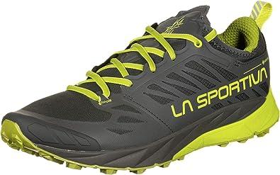 La Sportiva Kaptiva GTX Zapatillas de Trail Running Carbon/Citrus: Amazon.es: Zapatos y complementos