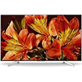 Sony 55 Inch UHD 4K HDR Android TV - 55X8500F, Black