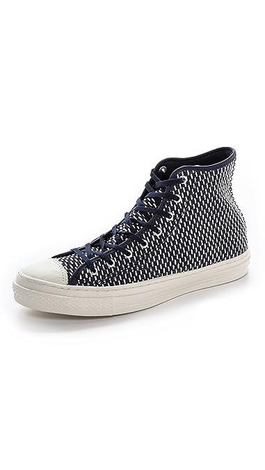 3fbf9418d273f Converse Chuck Taylor Premium HI Men s Shoes Ensign Blue 142256c (9 D(M)