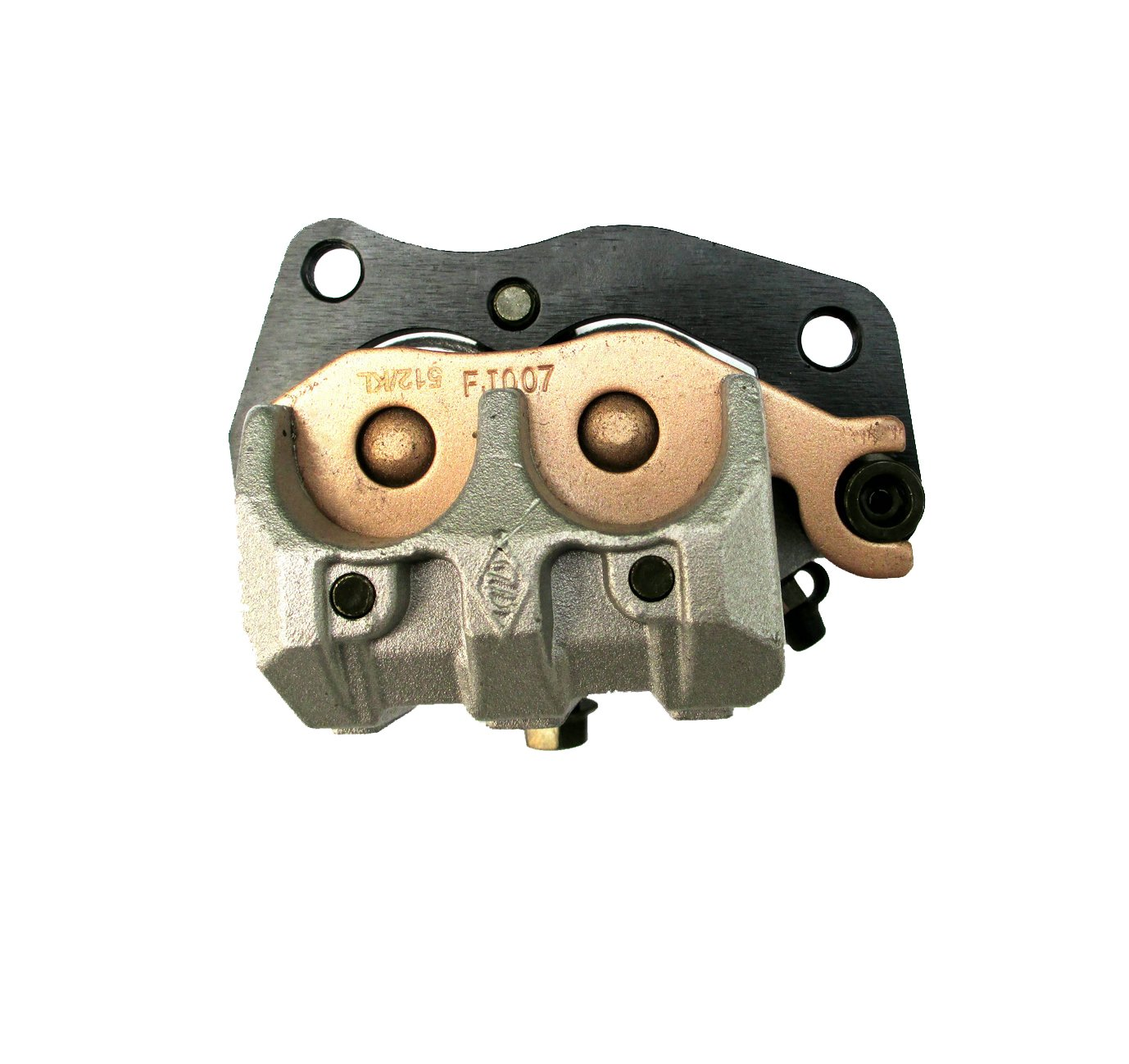 E-accexpert Left & Right Front Brake Caliper Replacement For YAMAHA RHINO 700 YXR 700 2008-2013 by WADS1000284 (Image #1)