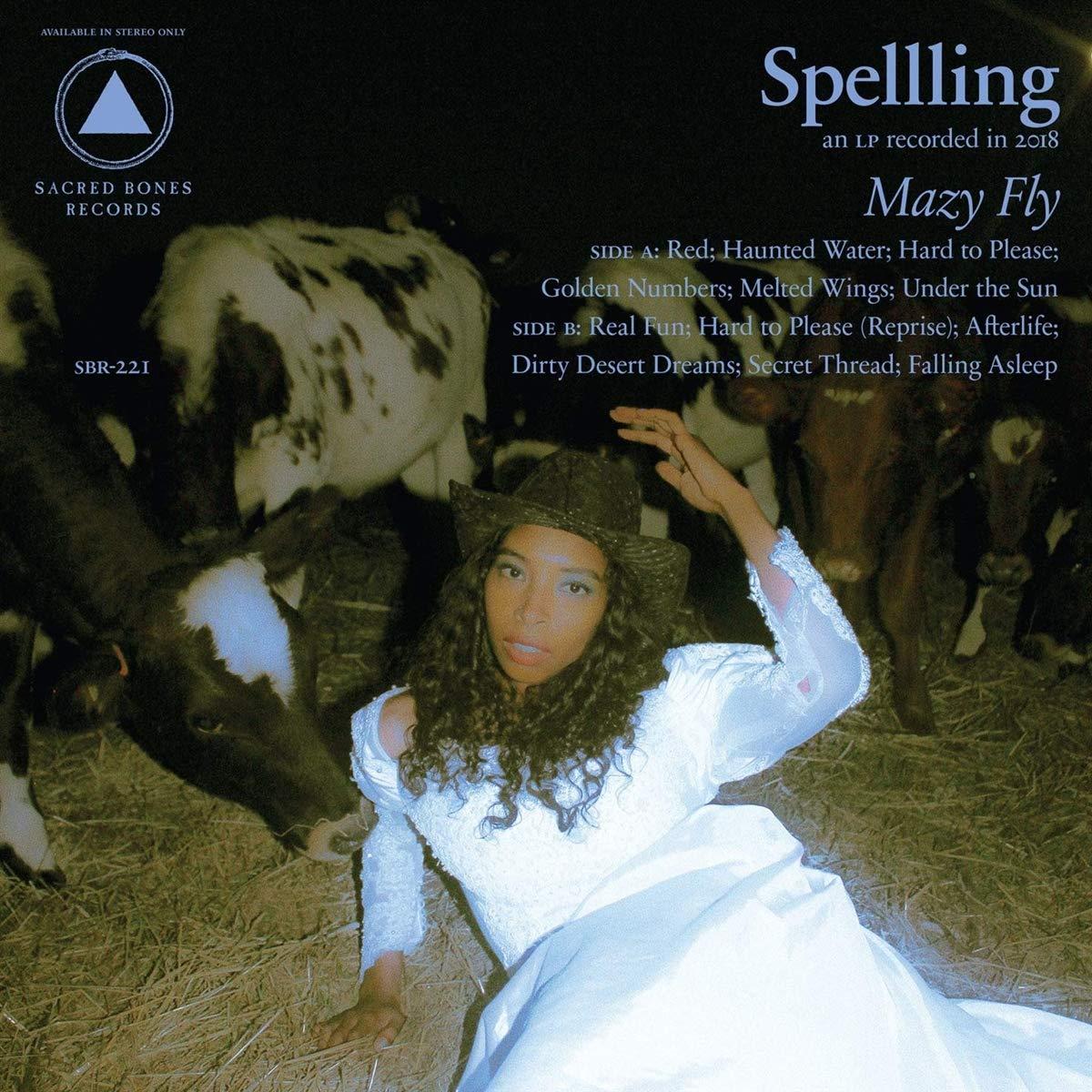 Vinilo : Spellling - Mazy Fly (Blue)