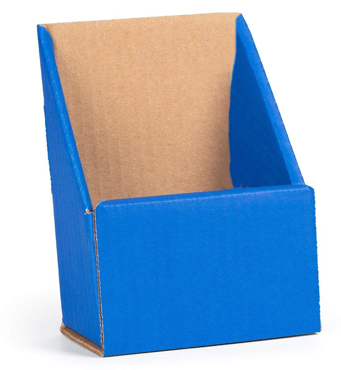 Set of One Hundred   Tabletop Single Pocket Brochure Holder for 20 ...