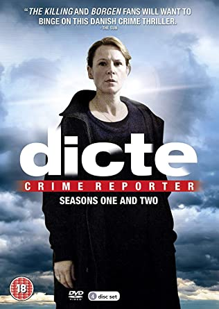 Dicte: Crime Reporter: Seasons 1 & 2