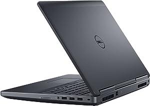 "Dell Precision M7510 Intel Core i7-6920HQ X4 2.9GHz 32GB 1TB + 512GB 15.6"" (Certified Refurbished)"