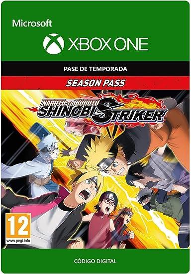 NARUTO TO BORUTO: SHINOBI STRIKER Deluxe Edition: Amazon.es: Videojuegos