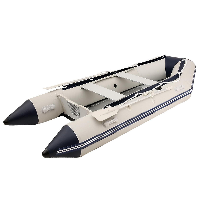 10,8 M hinchable barco, 4 - 5 persona inflable Balsa de deporte ...