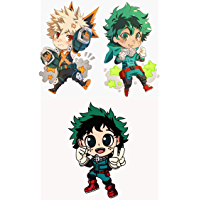 How To Draw My Hero Academia Chibi - Drawing My Hero Academia Chibi Characters   Drawings Step By Step Drawing Guide…