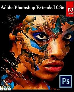 Adobe Photoshop CS6 (PC): Amazon co uk: Software