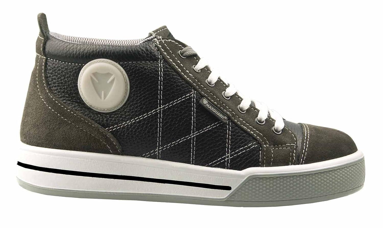 Maxguard S450 SHAWN Größe Sneaker Stiefel schw./gr. S3 Größe SHAWN 40 - 5b14fe
