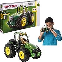 MECCANO 8R Series Tractor - Juegos de construcción