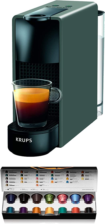 Nespresso Krups Essenza Mini XN110B - Cafetera monodosis de ...