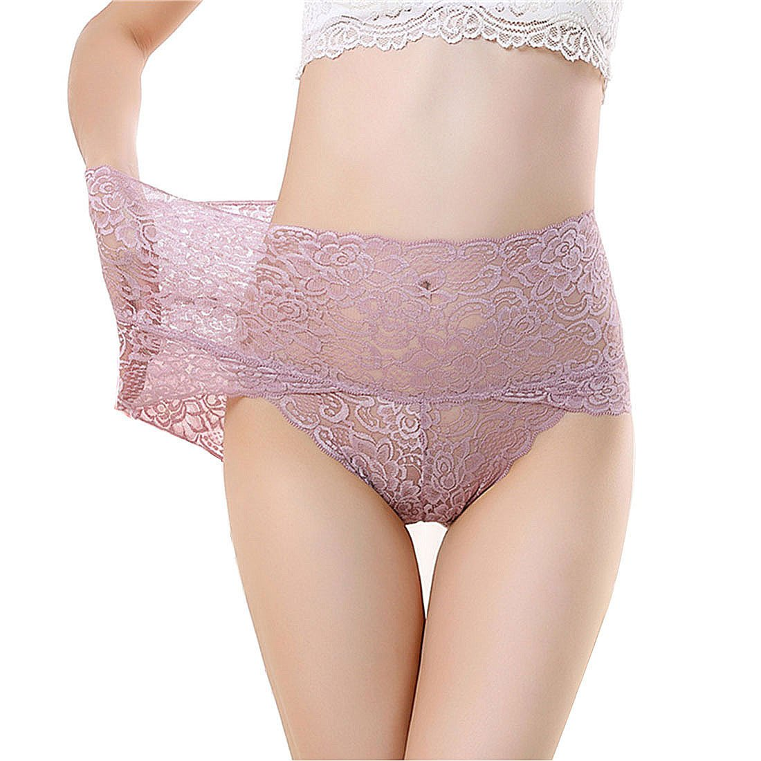 cool nik Briefs for Women Nylon, Women's Constant Comfort ComfortBlend Hipster Panty Pink XL