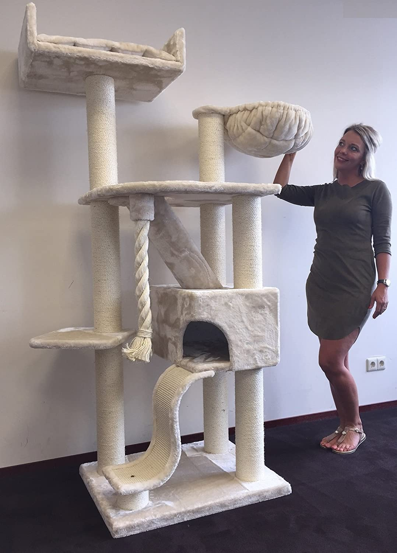 2. Cat Tree King Cat Mansion