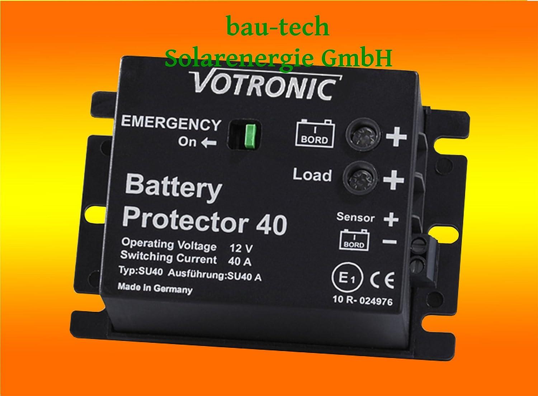 Votronic Battery Protector 40 12v Batteriewächter Elektronik
