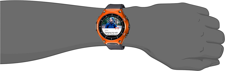 Casio WSD-F10 Smart Exterior Reloj: Amazon.es: Relojes
