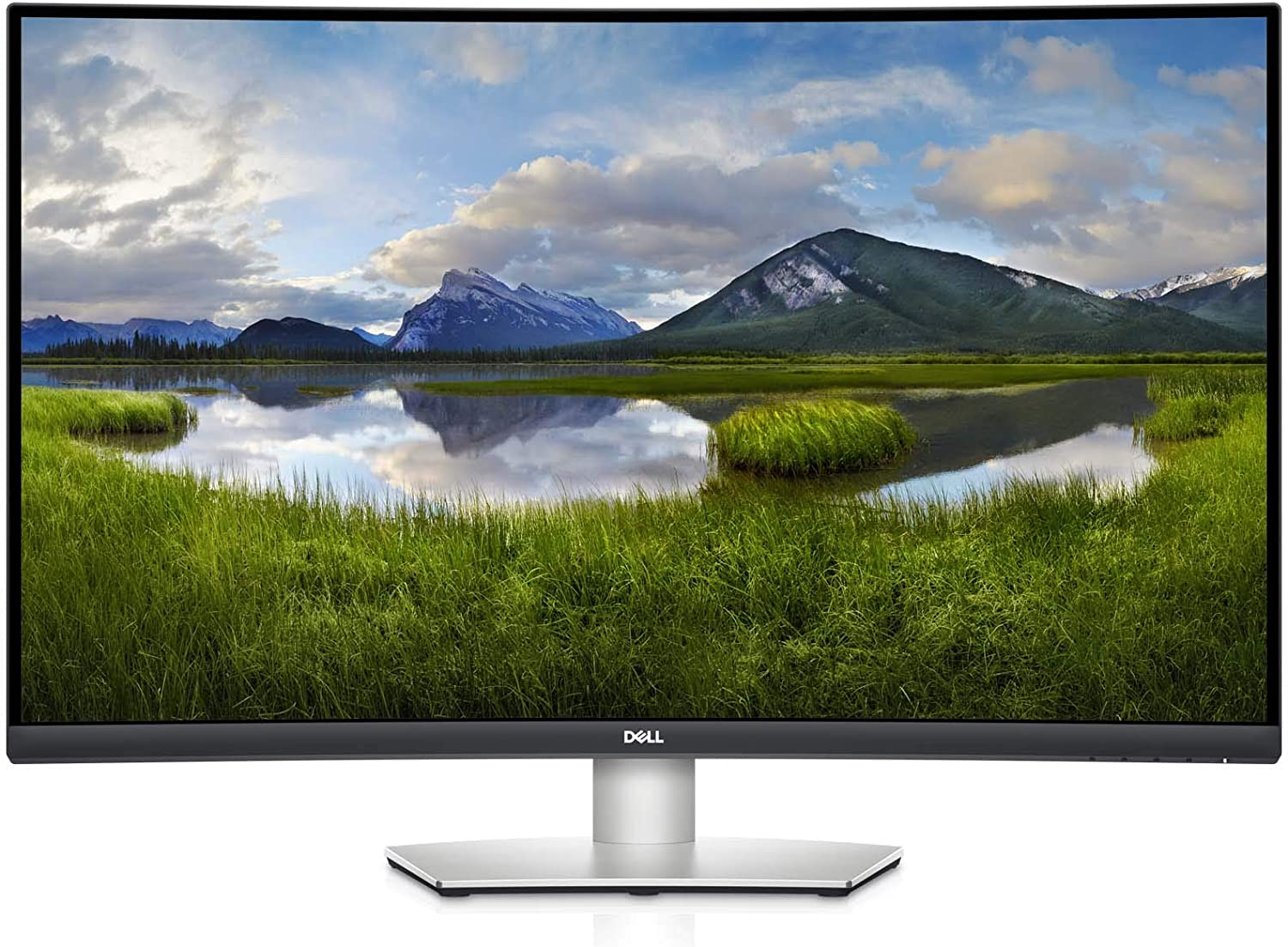 Dell S3221QS 32 Inch Curved 4K UHD