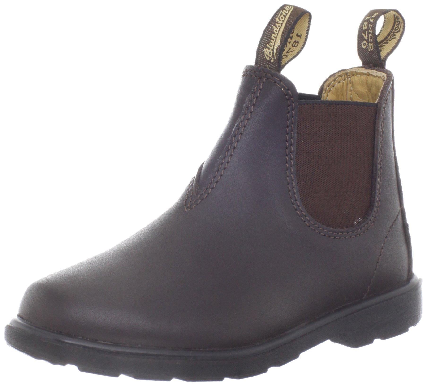 Blundstone Kids Unisex BL530 (Toddler/Little Kid/Big Kid) Brown Boot AU 2 Little Kid/Big Kid (3-3.5 US Little Kid/Big Kid) Medium
