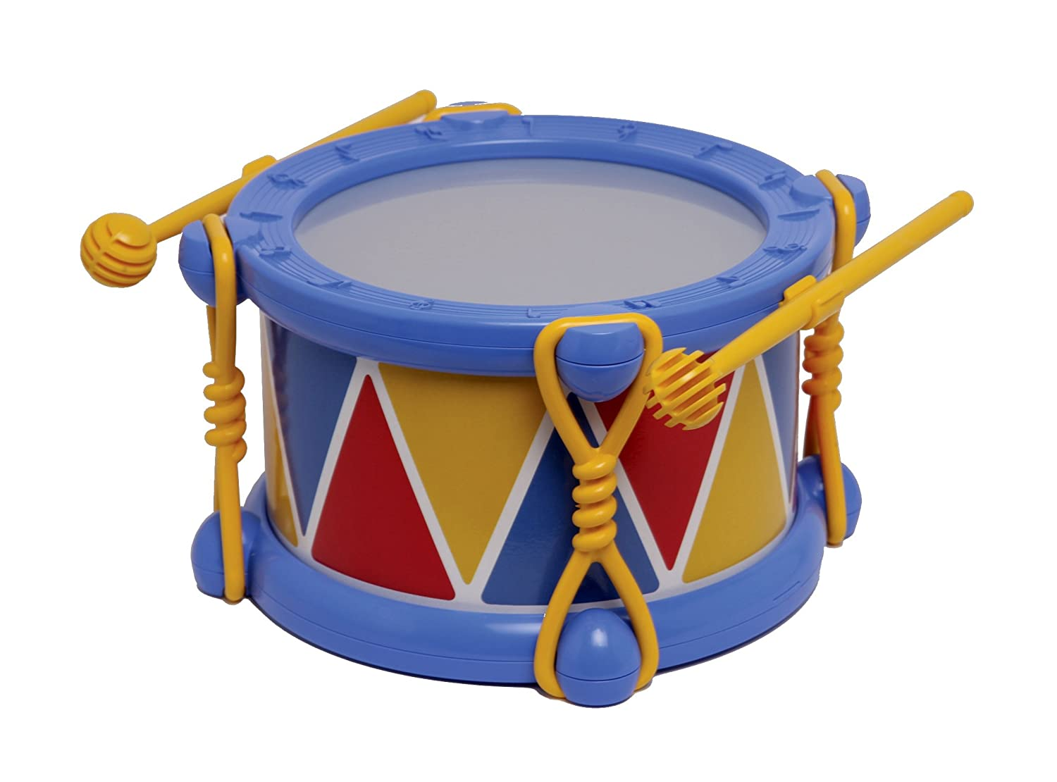 Halilit Baby Drum Musical Instrument (Colours Vary) MD807EU