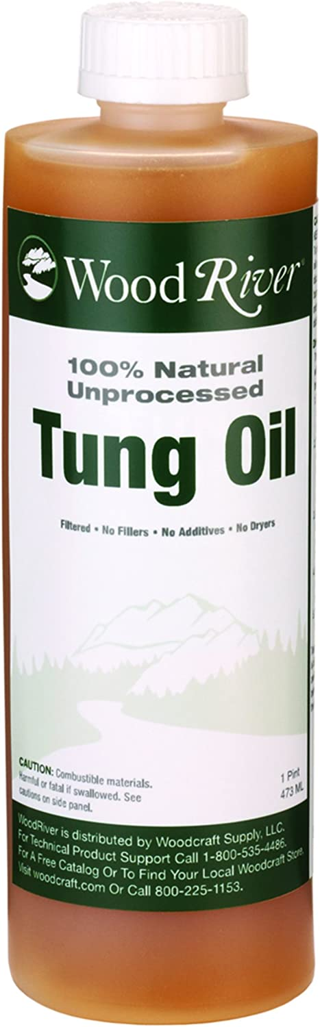 WoodRiver Pure Tung Oil Pint