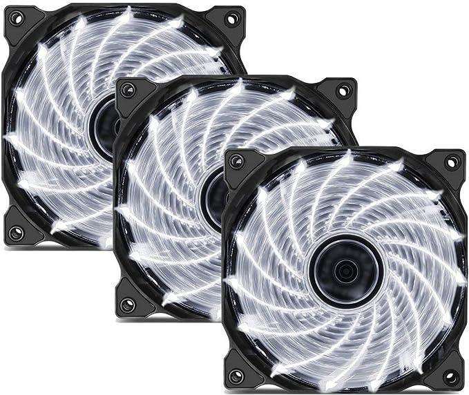 upHere 120mm Ventilador para Ordenador: Amazon.es: Electrónica