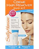 Creme Hair Remover Kit For Face, Upper Lip & Chin By Sally Hansen
