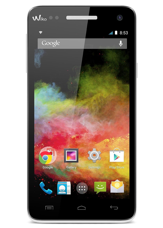 Wiko RAIN4G-W - Smartphone de 5