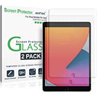 2-Pack AmFilm Tempered Glass Screen Protector