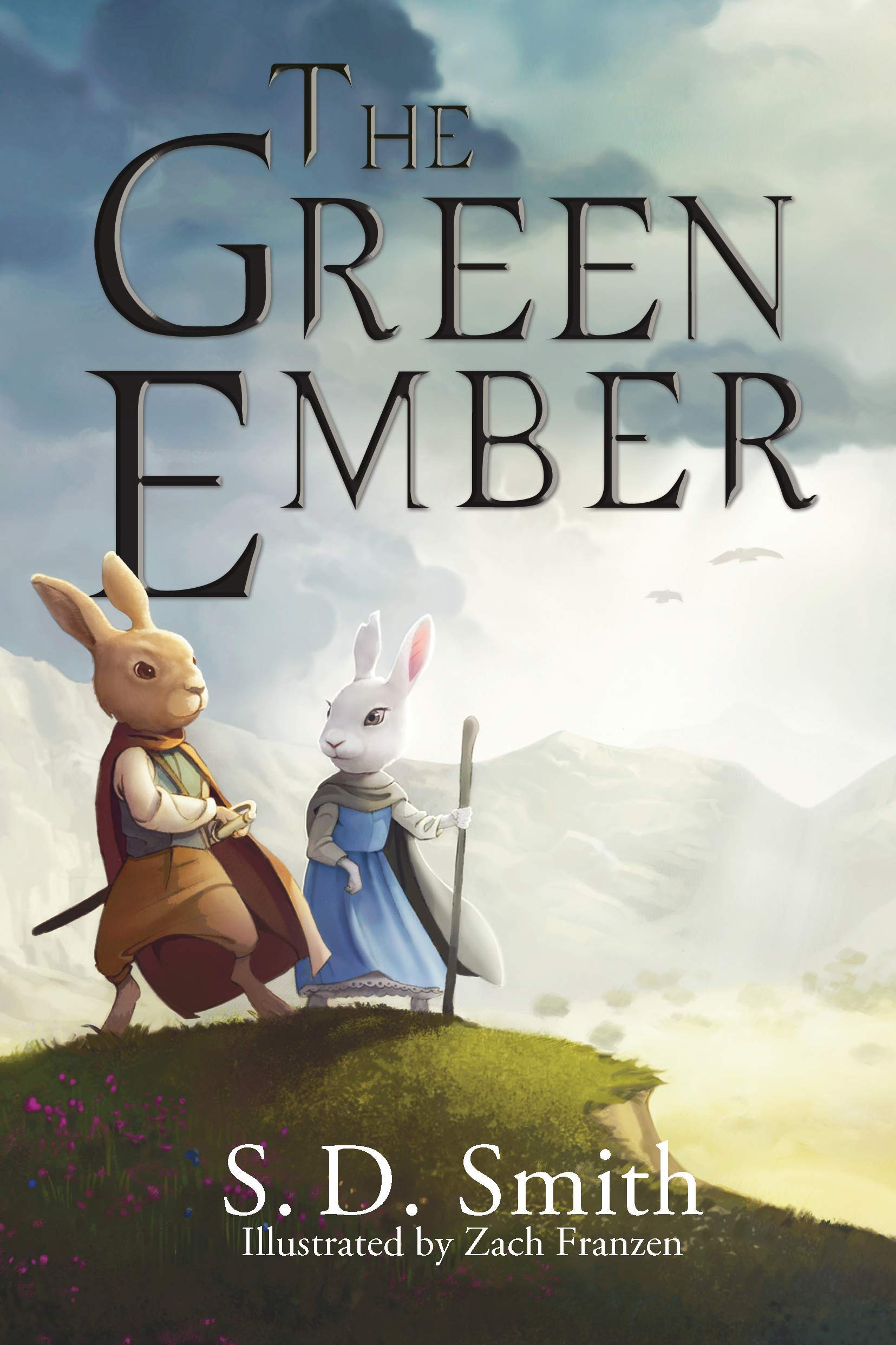 The Green Ember (The Green Ember Series: Book 1) by Story Warren Books